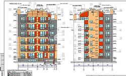 Цены на многоквартирный жилой дом